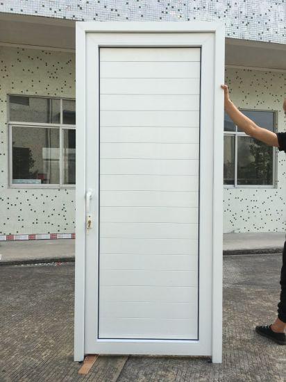 High Quality PVC/ UPVC Door Factory Price