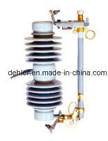 High Voltage Drop out Fuse 24kv-27kv Porcelain Outdoor Drop out Fuse, Switch Cutout for Short Circuit Protection with Drop out Function