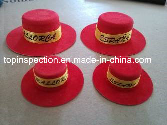 Scarfs, Gloves, Hats, Necktie, Ribbon, Towel Accessories QC Quality Inspection pictures & photos
