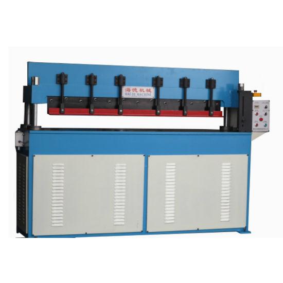 Hand Type Cheap Fabric Sample Cutting Machine
