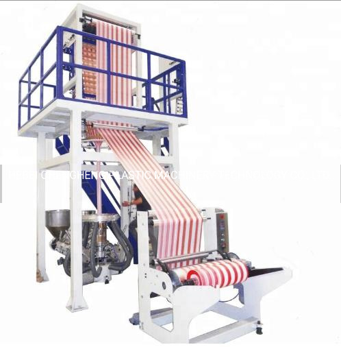 High Speed Two Colors Film Blowing Machine