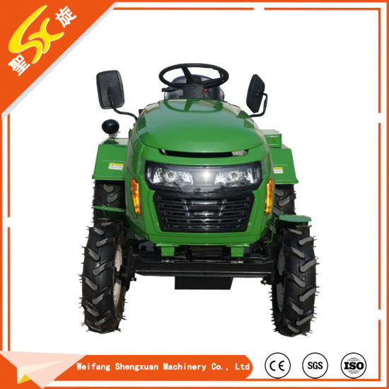 Good Flexibility Farm Mini Tractor with Ce pictures & photos