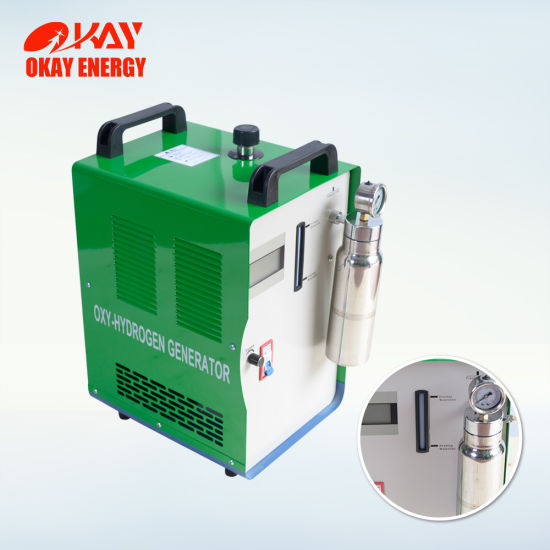Oxy Hydrogen Flame Jewelry Soldering Jewelry Laser Welder Machine pictures & photos