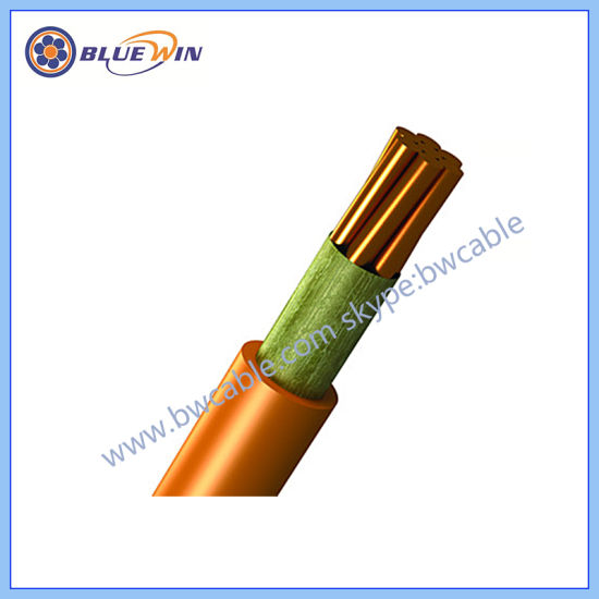 China Fire Resistant Cable Wire 300/500V Orange Color Cable Hot Sale ...