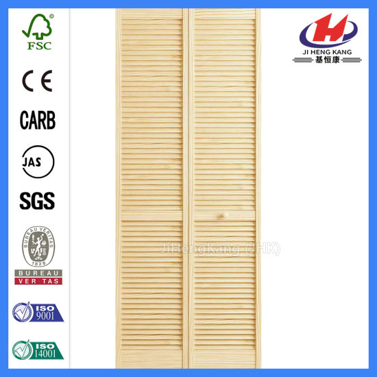 China Shutter Half Louveredhalf Louvered Bifold Closet Doors China