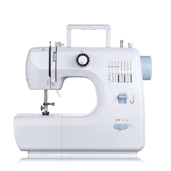 China Fhsm40 Dressmaker Logo Design Automatic Sewing Machine Parts Cool Dressmaker Special Sewing Machine