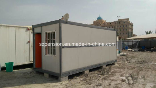 a-Level Fireproof Panels Folding Mobile Prefabricated/Prefab House pictures & photos