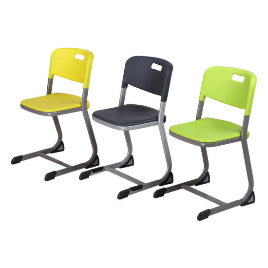 China Original Design Cheap Price School Chairs with Plastic Seat ...
