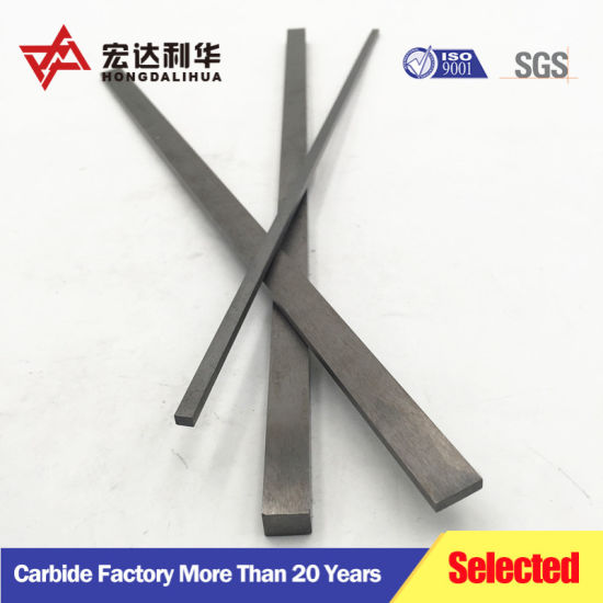 Tungsten Carbide Strip with Best Quality pictures & photos
