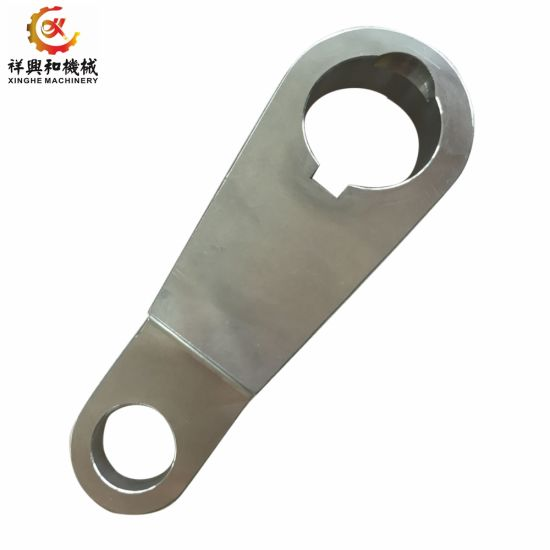 OEM Ss Silica Sol Lost Wax Parts Steel Precision Investment Casting