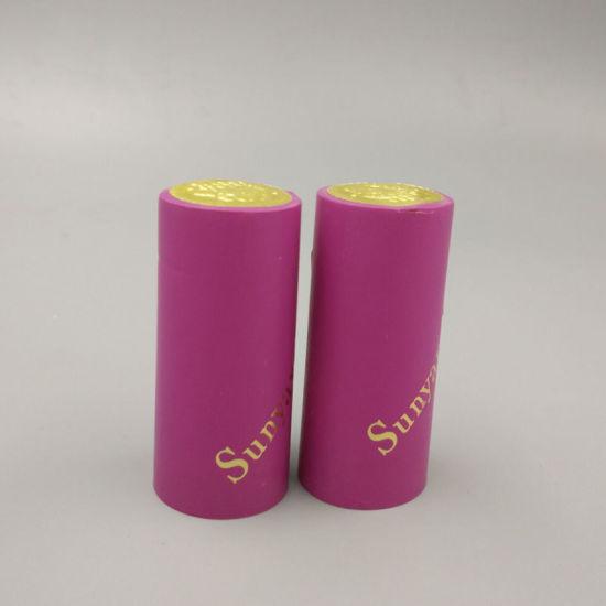 Pink Color Tamper Proof PVC Wine Capsule