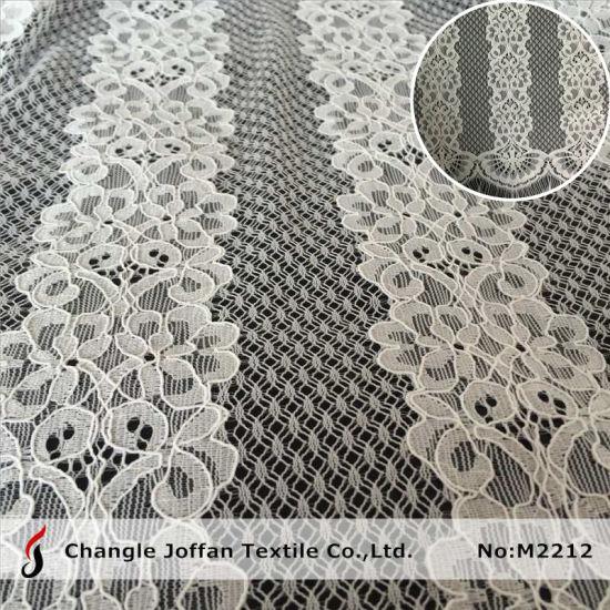 Wholesale Eyelash Net Wedding Dress Lace Fabric Fashion Swiss Lace (M2212)