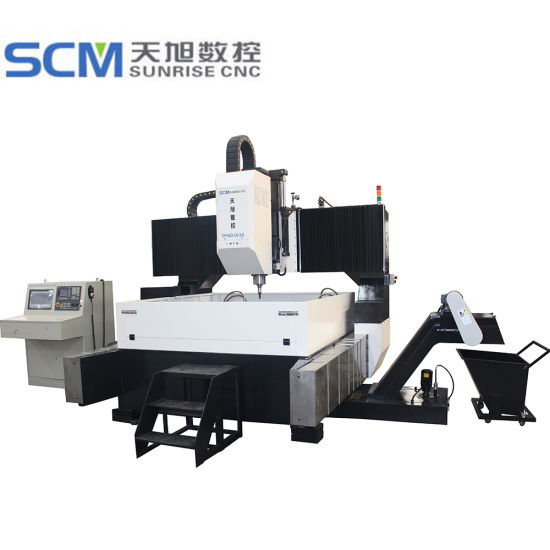 High Speed CNC Drilling Punching Machine for Steel Plates Tube Sheets