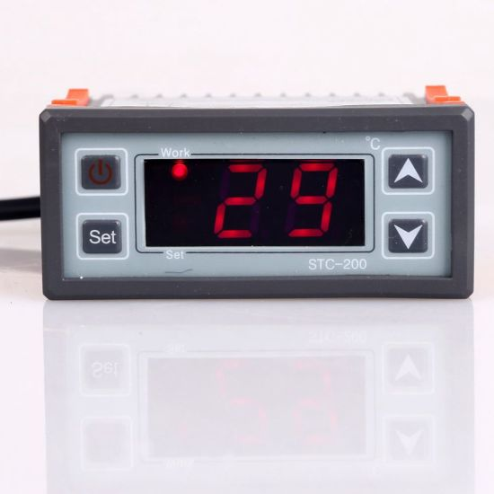 Digital Temperature Controller for Refrigerator Stc-200