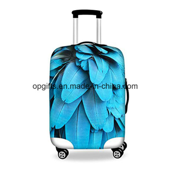 Promotion Travel Luggage Protective Cover Trolley Bag Suitcase Cover pictures & photos