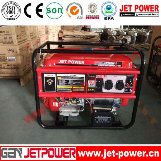 220V 230V Single Phase Honda Ep4500 3.5kw 3500W 4kw 4000W Honda Engine  Gasoline Generator With Gx270 Engine