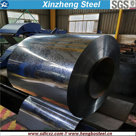Professional Manufacture of Prepainted Galvanized Steel Coil (GI, PPGI, PPGL Steel) Factory Price pictures & photos