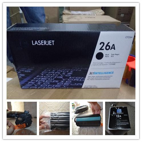 Ce310A-Ce313A 126A New Toner Cartridge