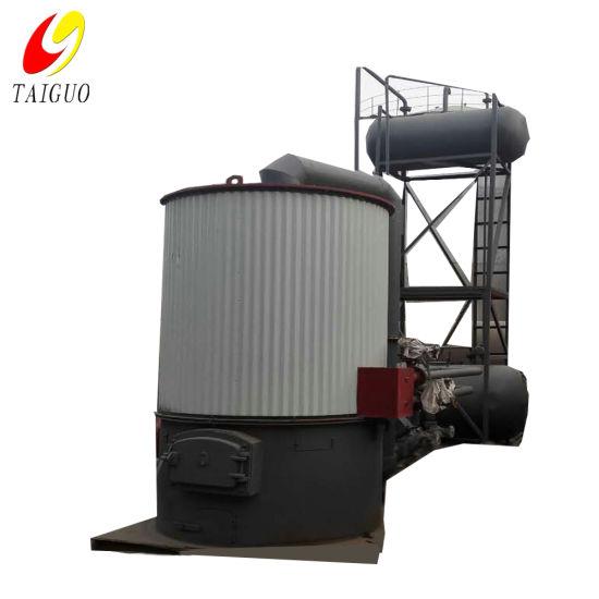 China Horizontal Biomass Fired Thermal Oil Boiler