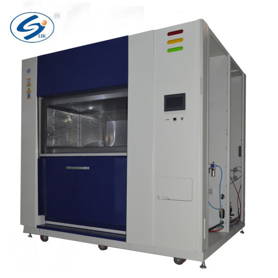 ISO Hot Cold Temperature Impact Thermal Shock Test Machine