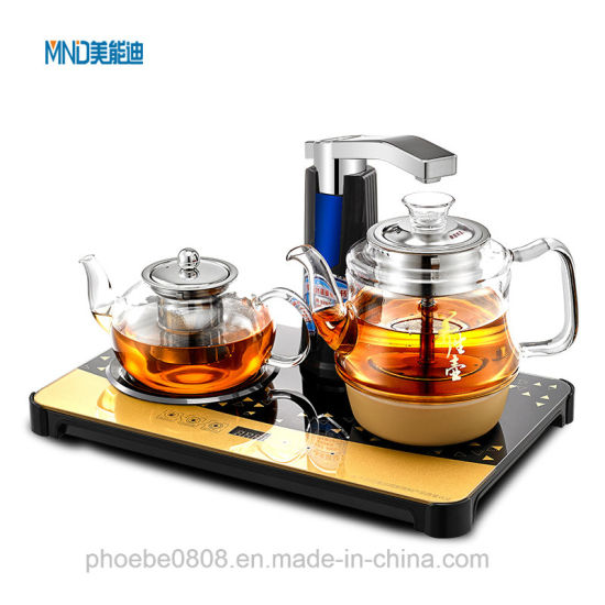 Intelligent Cook Water 120 Degree Rotation Electric Tea Kettle for Household