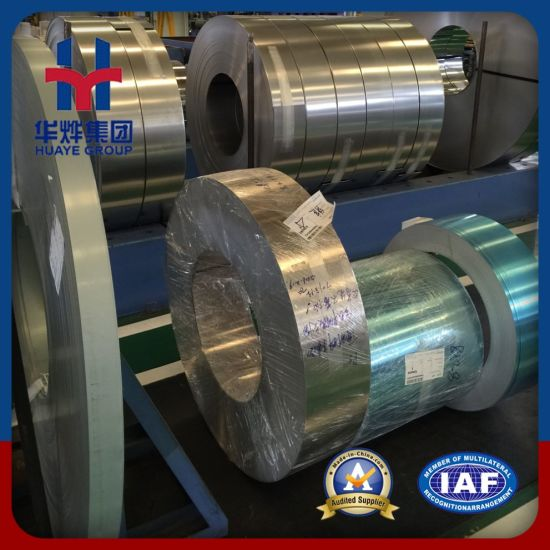 Huaye Grade 201 Prime Hot Rolled Cold Rolled Stainless Steel Coils pictures & photos