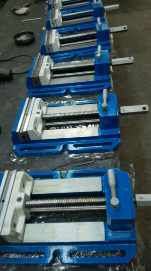 K-Type Heavy Duty Quick-Action Clamping Precision Milling/Drilling Press Vice (BSM-200) pictures & photos