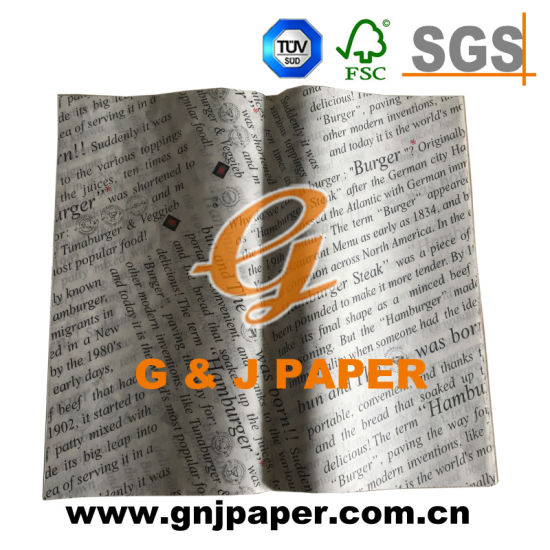 Great Quality OEM Sandwich Printing Paper for Wholesale pictures & photos