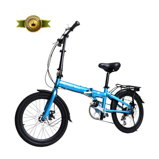 Good Quality Mini Size 20 Inch Mini Compact Folding Bicycle Aluminum Alloy Folding Bikes