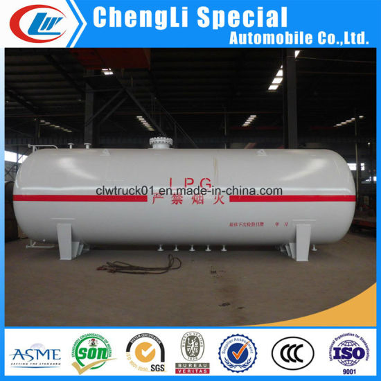 Clw Cheap Price 50mt 100000L Liquefied Petroleum Gas Storage Tank pictures & photos