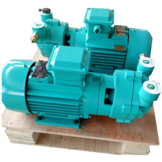 2BV2 071 Vacuum Pump for Wood Plate Extrusion Line