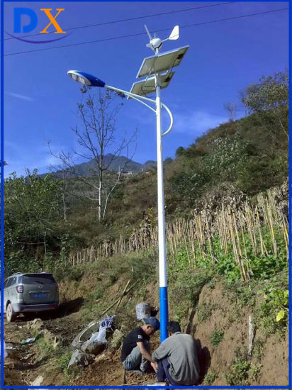 2017 New Product Solar System Powered Outdoor Street Home Lighting
