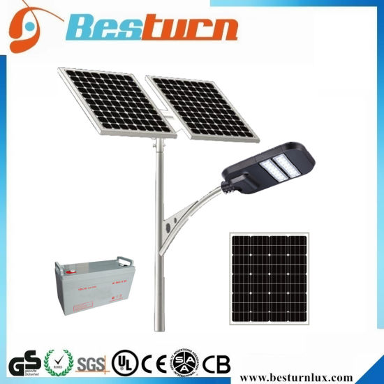 40W-200W LED Solar Panel Street Garden Parking Sports Light