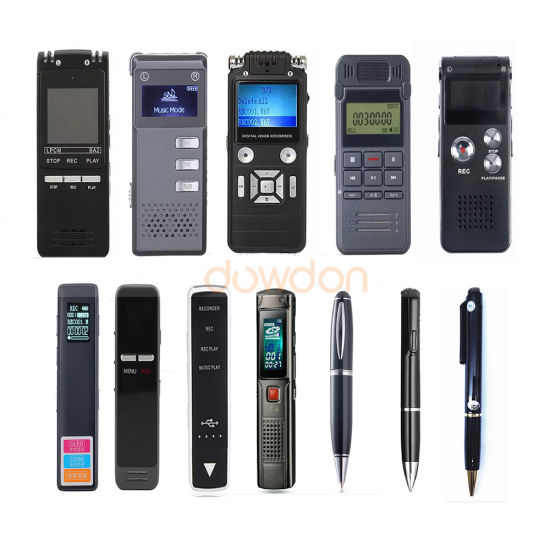 Factory Price Digital Voice Recorder Manufacturer Professional USB Voice Recorder Support OEM pictures & photos
