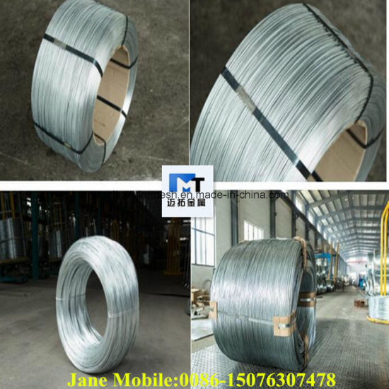 Electrical Galvanized Wire for Export (hot sale MAITUO company GW004) pictures & photos