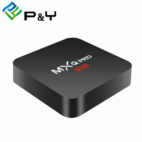 2018 New Product TV Box Mxq PRO S905W 1g 8g Android 7.1 TV Box with Kodi 17.4 Quad-Core 4K Full HD Video Smart TV Box Android pictures & photos
