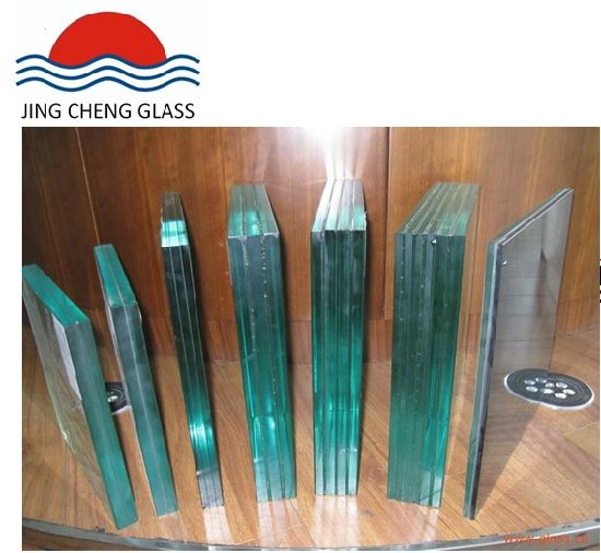 Curtain Window Tempered Laminated Glass Made in China