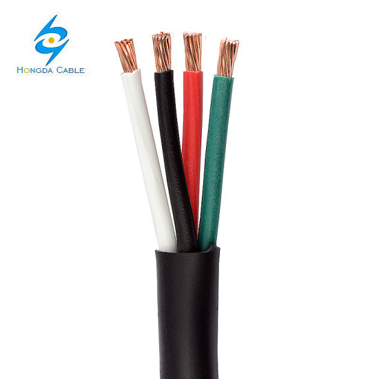 Mexico Wire  Awg Ground Wire Pvc Insulated Copper Power Cable