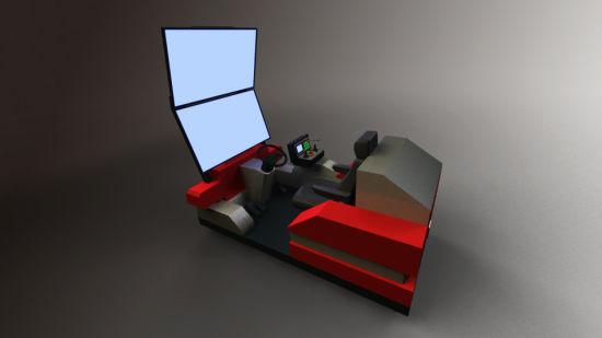 Fire Extinguisher Training Simulator Virtual Reality Simulator