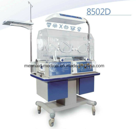 Infant Phototherapy Incubator (8502D Medical Equipment) Baby Equipment pictures & photos