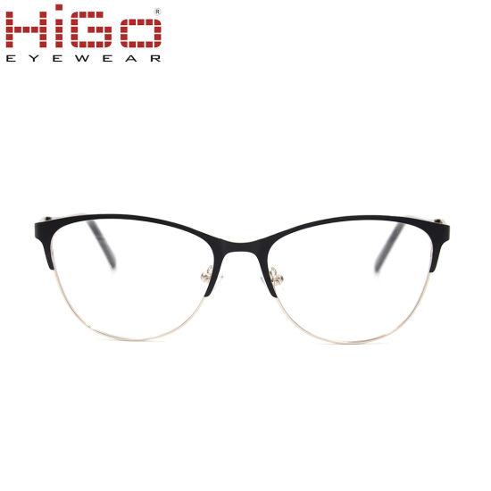 2018 New Stylish China Manufacturer Metal Optical Frame