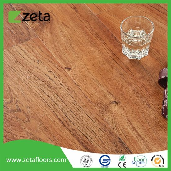 China 05mm Wear Layer Loose Lay Vinyl Flooring Plank With