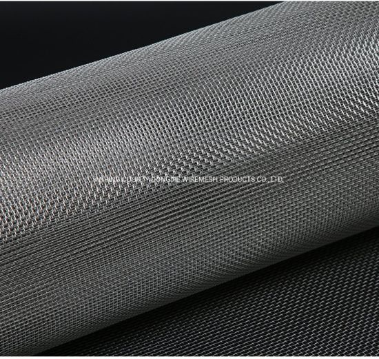 50mesh 100mesh 150 Mesh Stainless Steel Filter Wire Mesh Woven Wire Mesh