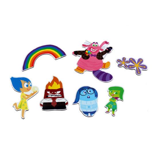 OEM Promotional Gift Educational Toys Christmas Gifts Custom Souvenir Fridge Refrigerator Magnet Custom 3D Fridge Magnet