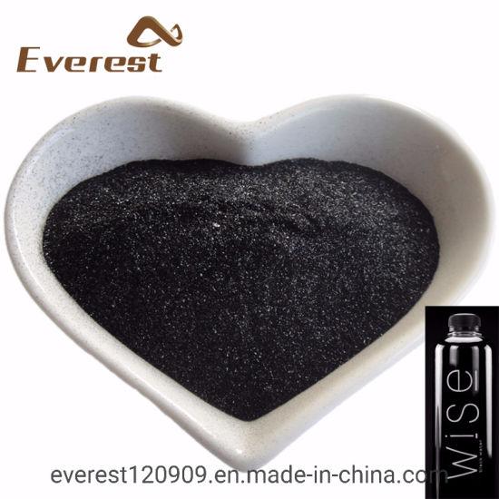 Everest Food Grade Fulvic Acid 99% Black Shiny Powder