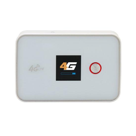 2g 3G 4G Lte Mifi RJ45 Porcket Hotspot WiFi Router with Esim Battery Bank