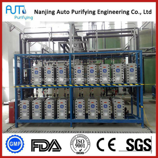 Ultra-Pure Water EDI Deionized System