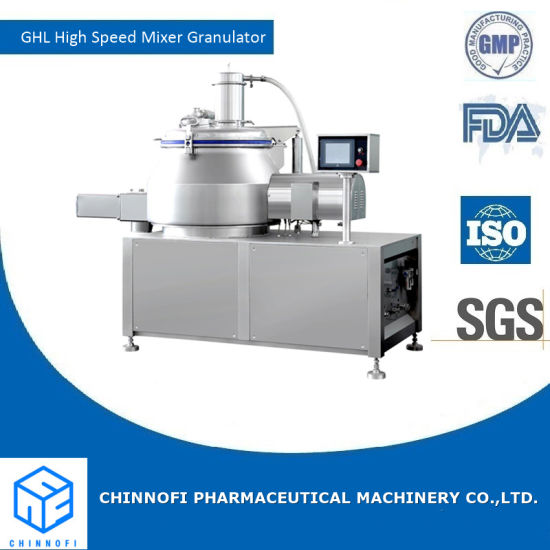 Ghl-400 Compact High Shear Mixer