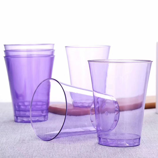 Bulk Price High Quality Reusable Plastic Cup in Food Grade