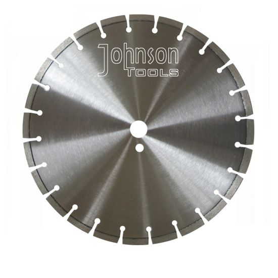 "350mm 14"" Laser Welded Diamond Saw Blade for Concrete Cutting"